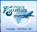 Логотип туроператора Вояж-Сервис