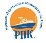 Логотип туроператора Русская Пароходная Компания на паях
