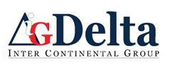 Логотип туроператора Дельта интерконтиненталь групп