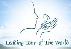 Логотип туроператора Leading Tour of the World